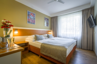 Double Room : Hotel Aida